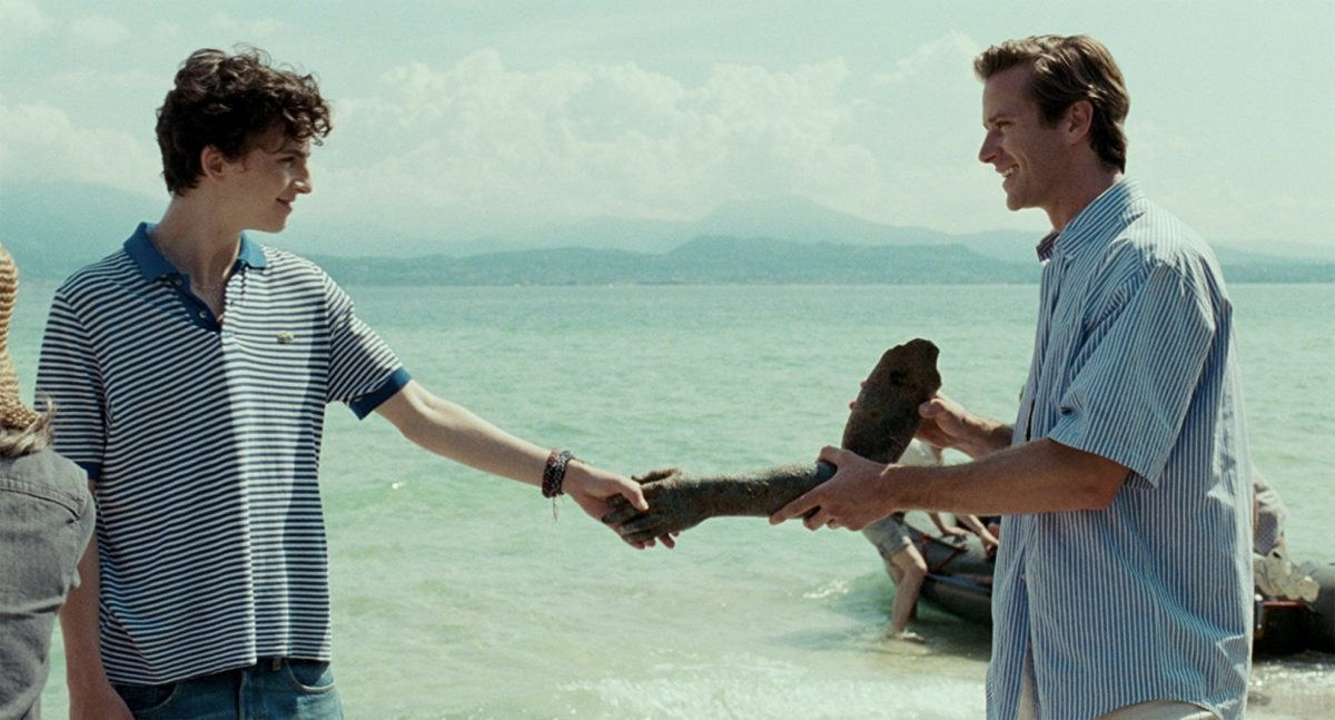 CALL ME BY YOUR NAME - Regal Film Society