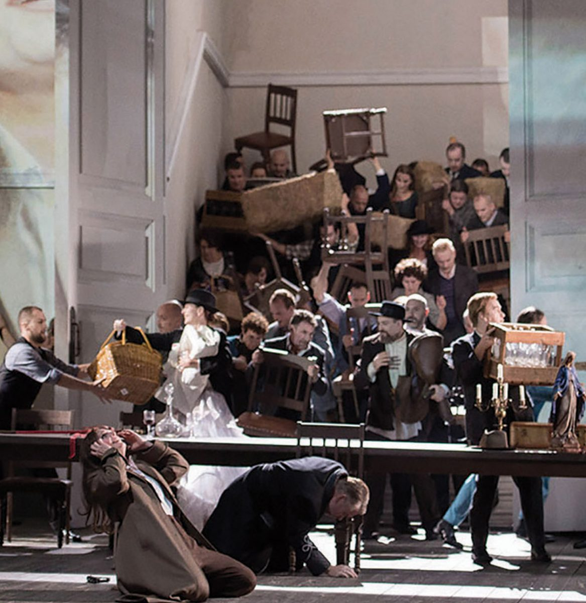 Verdi LA FORZA DEL DESTINO (THE FORCE OF DESTINY)