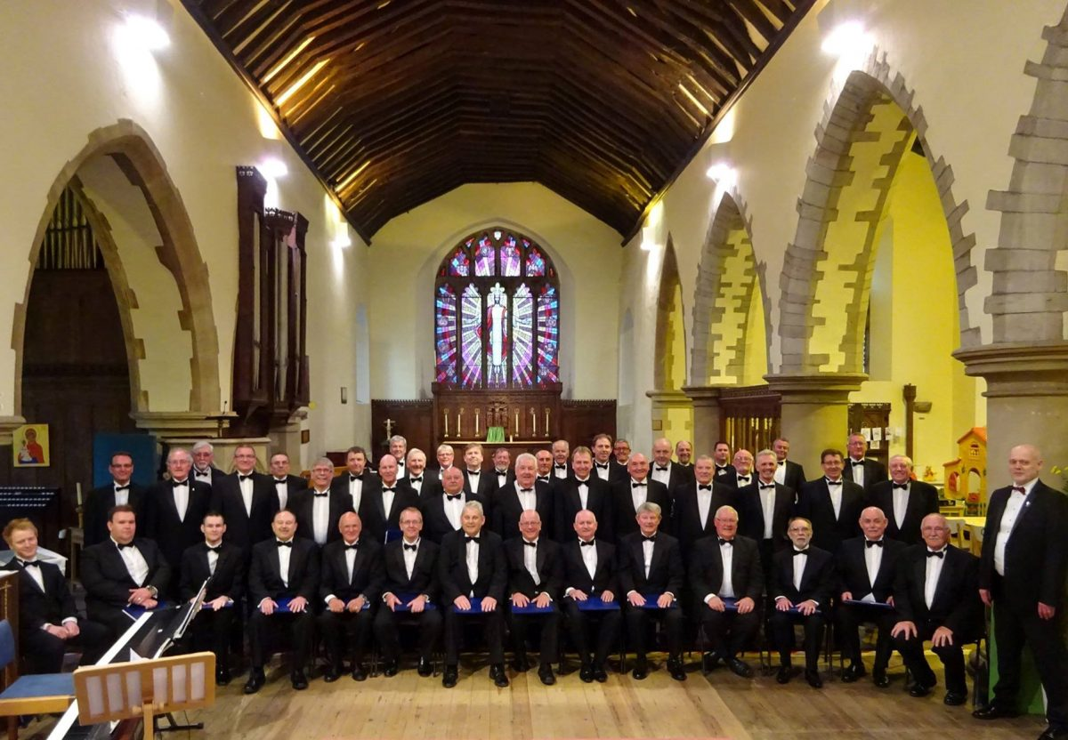 RISCA MALE VOICE CHOIR