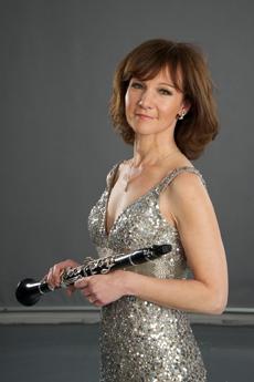 EMMA JOHNSON, Clarinet  with GREGORY DROTT, Piano
