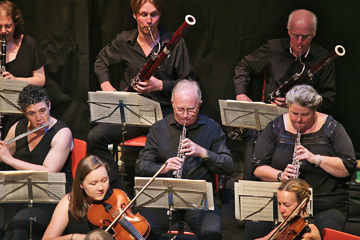 CONCERT BY MEMBERS OF THE MINEHEAD FESTIVAL ORCHESTRA