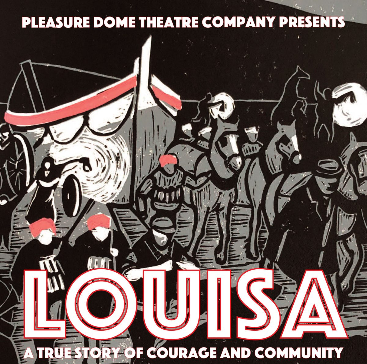 LOUISA LIFEBOAT STORY