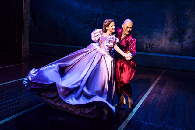 THE KING AND I (Cert U)