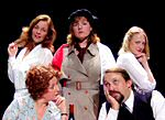 Minehead Dramatic Society in Allo Allo