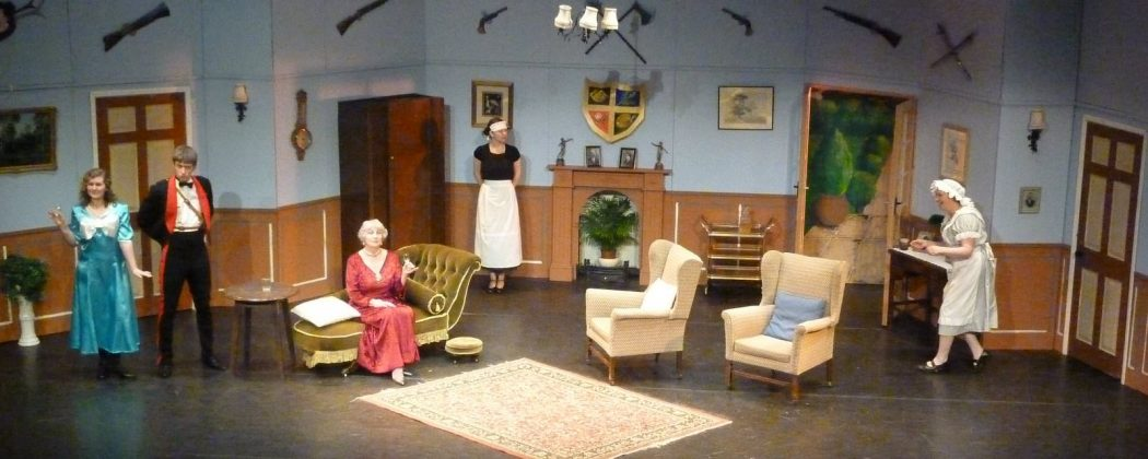 Plaza Suite (Minehead Dramatic Society)